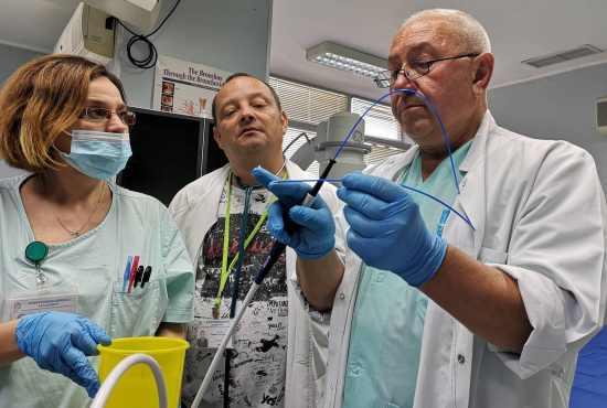 рак на белия дроб апарат