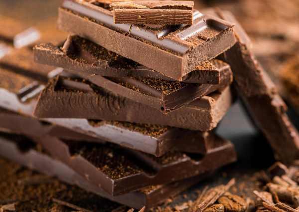 шоколад ползи