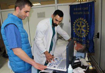 Безплатни прегледи за риск от инсулт в Бургас