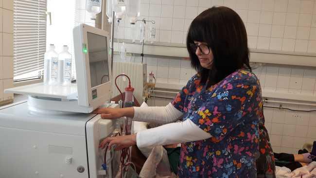 УМБАЛ Бургас хемодиализа