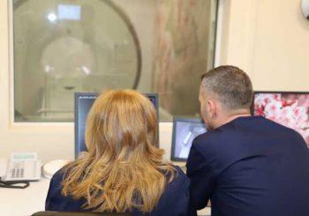 Нов апарат за ранна диагностика на рак тръгна във ВМА