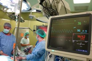 роботизирана хирургия - оберация с минимални разрези