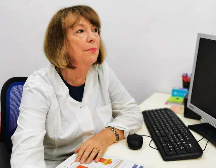 д-р Паола Абаджиева е детски алерголог.