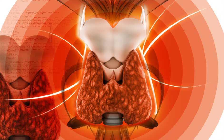 щитовидна жлеза симптоми
