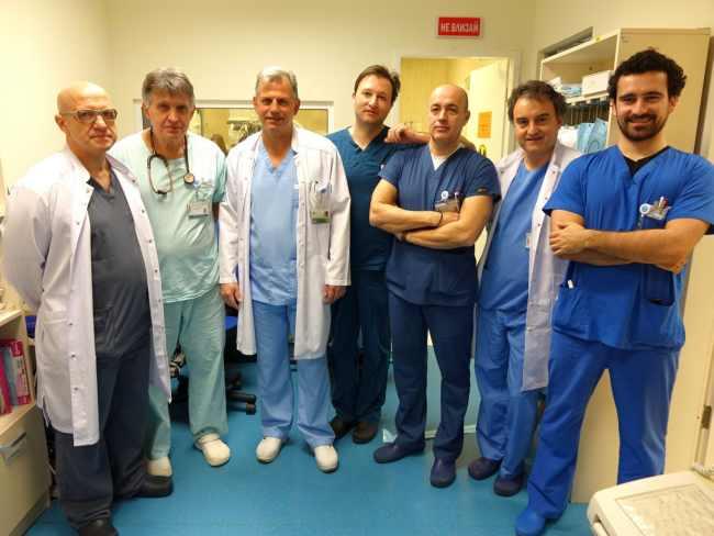 инсулт операция тромбектомия