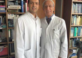 """Световна оценка за неврохирурга от """"Пирогов"""" проф. Венелин Герганов"""