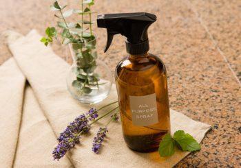 Три рецепти за дезинфектант в домашни условия