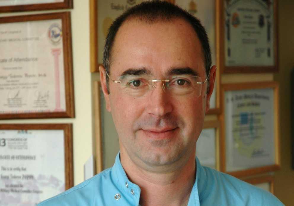 доц. Георги Попов