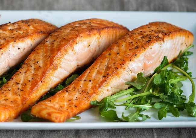 риба диабет диета