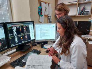 изследване за рак в Александровска