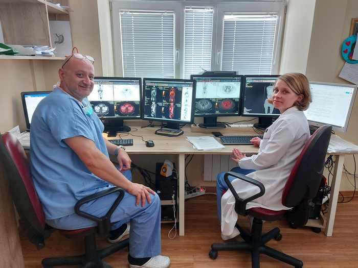 ПЕТ скенер изследване за рак