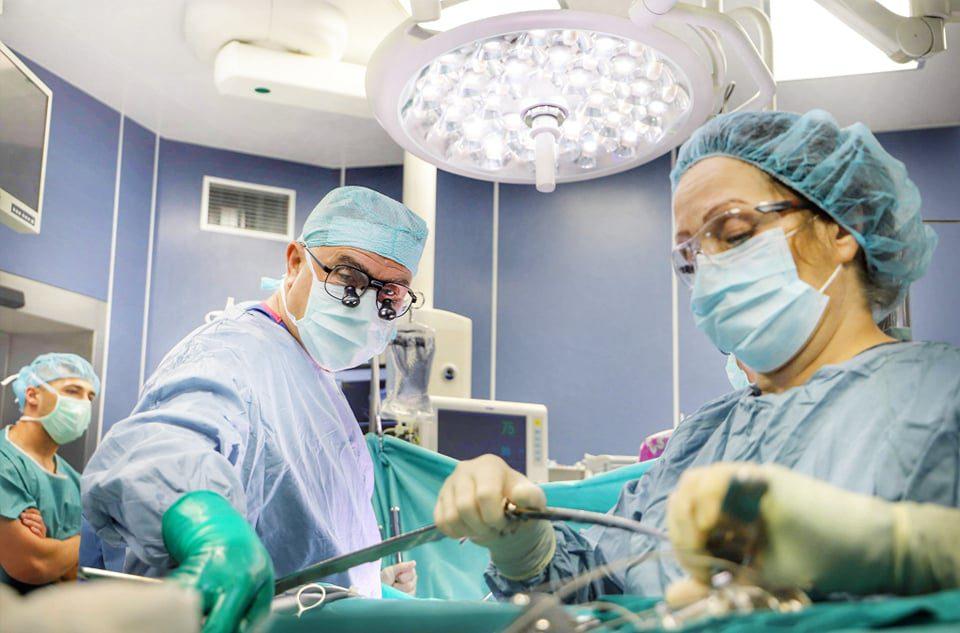 операция на черен дроб ВМА