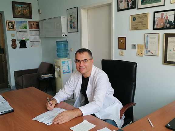 проф. Пламен Кинов