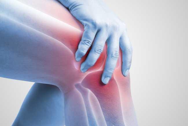 болки в коляното артроза